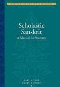 Scholastic Sanskrit:A Manual for Students