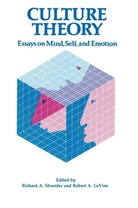 Culture Theory:Essays on Mind, Self and Emotion