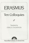 Erasmus:Ten Colloquies