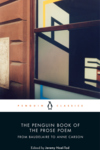The Penguin Book of the Prose Poem