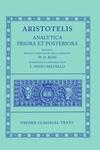Aristotle Analytica Priora et Posteriora