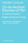 On the Aesthetic Education of Man:English and German Facing
