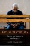 Ritual Textuality : Pattern and Motion in Performance