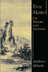 Time Matters:On Theory and Method