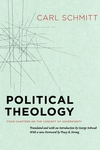 Political Theology:Four Chapters on the Concept of Sovereignty
