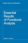 Essential Results of Functional Analysis