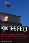 Inside the Fed:Monetary Policy and Its Management, Martin Through Greenspan to Bernanke