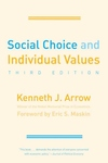 Social Choice and Individual Values:Third Edition