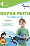 Super Math Success, 4th Grade