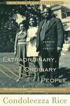 Extraordinary, Ordinary People:A Memoir of Family
