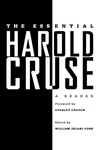The Essential Harold Cruse:A Reader