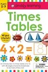 Wipe Clean Workbook: Times Tables (enclosed spiral binding)