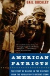 American Patriots : The Story of Blacks in the Military from the Revolution to Desert Storm