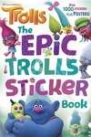 Trolls Official Sticker Book (DreamWorks Trolls)