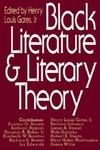Black Literature and Literary Theory
