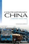 Contemporary China : A History Since 1978