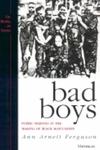 Bad Boys:Public Schools in the Making of Black Masculinity