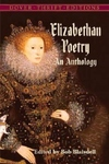 Elizabethan Poetry:An Anthology