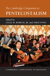 The Cambridge Companion to Pentecostalism