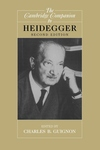 The Cambridge Companion to Heidegger