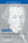 Kant's Groundwork of the Metaphysics of Morals:An Introduction
