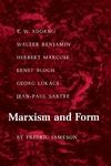 Marxism and Form - 20th-Century Dialectical Theories of Literature