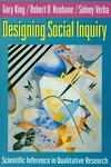 Designing Social Inquiry:Scientific Inference in Qualitative Research