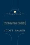 Philosophical Analysis in the Twentieth Century