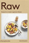 Raw: Recipes for a modern vegetarian lifestyle