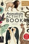 Animalium Activity Book