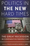 Politics in the New Hard Times:The Great Recession in Comparative Perspective