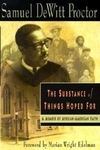 Substance of Things Hoped for : A Memoir of African-American Faith