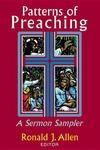Patterns of Preaching:A Sermon Sampler