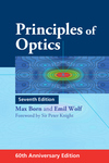 Principles of Optics: 60th Anniversary Edition (Revised)