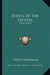 Ethics of the Fathers: Pirke Avot