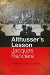 Althusser's Lesson