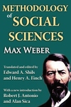 Methodology of Social Sciences:Max Weber