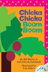 Chicka Chicka Boom Boom - with CD