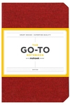 Go-To Notebook with Mohawk Paper, Brick Red Dotted