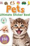 Ultimate Sticker Book: Pets
