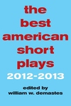 Best American Short Plays 2012-2013