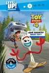 What Toy? / Que juguete? (English-Spanish) (Disney/Pixar Toy Story 4) (Level Up! Readers)