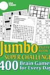 USA TODAY Jumbo Puzzle Book Super Challenge: 400 Brain Games for Every Day