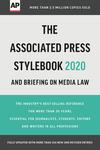 The Associated Press Stylebook 2020