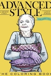 Advanced Style the Adult Coloring Book