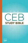 Ceb Study Bible Hardcover