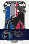 Fantastic Beasts: The Crimes of Grindelwald: Minist?re des Affaires Magiques Hardcover Ruled Journal