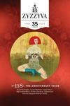 Zyzzyva #118: THE 35th ANNIVERSARY ISSUE (Anniversary)