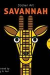 Sticker Art Savanna