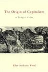 The Origin of Capitalism:A Longer View